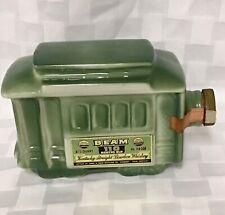 Vintage Jim Beam San Francisco Trolly car Decanter Bottle