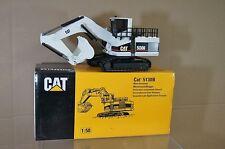 NZG 391/1 Caterpillar CAT 5130b Blanco masa Excavadora Menta En Caja NC