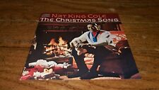The Christmas Song CD Nat King Cole Deck Hall O Holy Night Joy To World Noel OOP