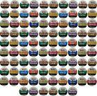 96 ct Beantown Roasters Coffee No Decaf Variety Pack K-cups