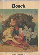 classici dell arte rizzoli-nuova serie copertina morbida - bosh -maynon