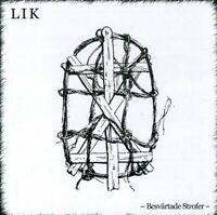 Lik - Besvartade Strofer [CD]