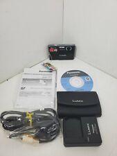 Panasonic LUMIX DMC-FP3 14.1MP Digital Camera SD Card