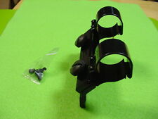 "Savage 340 High Ring Detachable Side Mount Weaver Base & 1"" Scope Rings"