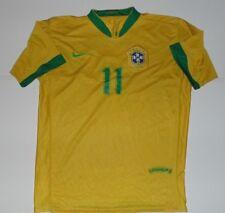 Brazil 2006 world cup home jersey football shirt xl mens ROBINHO 11