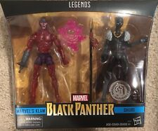 Marvel Legends Black Panther Tru Klaw Shuri  2-pack Exclusive In Stock