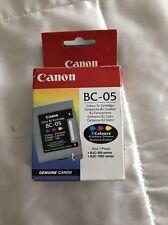 Canon BC 05 Colour Bj Cartridge