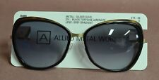 Barton Perreira Allied Metal Works Gilded Gold Metal Sunglasses Gradient Lens