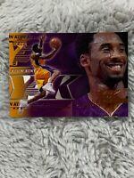2000-01  Upper Deck Silver Lakers Basketball Card #186 Kobe Bryant Y3K