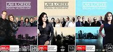 Law And Order SVU - Special Victims Unit Season 12, 13 & 14 : NEW DVD