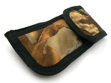 CAMO NYLON 11.5cm Pocket / Hunting Knife / Tool SHEATH! (SH270)