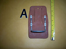 """HEAVY DUTY LEATHER HAMMER HOLDER TOOL HOLDER  """"A"""""""