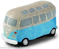 VW Bus T1 - Plüsch-Bus / Plüschbulli - Blau - NEU & OVP