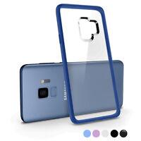 For Galaxy S9 / S9 Plus, Spigen® [Ultra Hybrid] Bumper Shockproof Case Cover