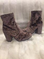 5d3ad6b0b68 Steve Madden Velvet Boots for Women for sale