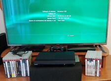 PLAYSTATION 3 CONSOLE SLIM 230 GB CECH-4004 A +JOYSTICK + 20 giochi + HD