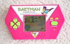 BARTMAN, Avenger of Evil (ACCLAIM 1989). Game & Watch Style! Very Good Condition