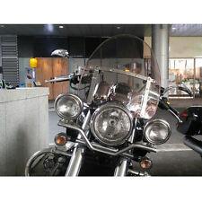Windshield WindScreen For Harley Dyna Low Rider Wide Super Glide Street Bob S