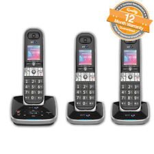 BT 8610 Trio Digital Cordless Phone With Answering Machine & Advanced Call Block