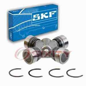 SKF Front Universal Joint for 1968-1973 Plymouth Barracuda Driveline Axles ms