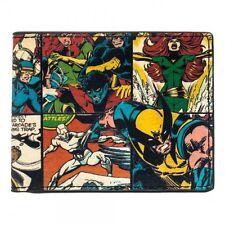MARVEL COMICS X-MEN COLLAGE WOLVERINE/ NIGHTCRAWLER/ CYCLOPS WALLET *BRAND NEW*