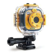 vtech kidizoom action cam-gelb/schwarz - 240 min video oder 278,400 fotos *