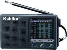 Radio Fm Portatile KK-9 9 Bande FM MW SW1-7 Ricevitore Audio Tv hsb