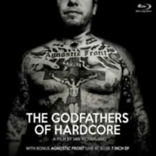 AGNOSTIC FRONT: GODFATHERS OF HARDCORE (Region A BluRay,US Import.)