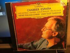 (CD) CHABRIER  ESPANA   Suite Pastorale Habanera  Wiener Philharmoniker