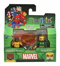 Marvel Minimates Best of Series 3: Luke Cage Power Man & Dragon Attack Iron Fist