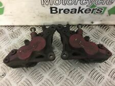 TRIUMPH TROPHY 1200 FRONT BRAKE CALIPERS  YEAR 1997 STOCK 427