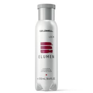 Elumen Lock Goldwell Elumen Versiegelung entfernt überschüssige Farbpigmente