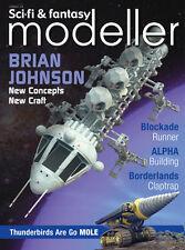 Sci-fi & fantasy modeller Volume 43 - Brian Johnson -Thunderbirds - Space 1999