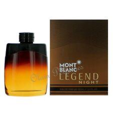 Mont Blanc Legend Night Eau de Parfum Spray For Men 3.3oz 100ml * New in Box