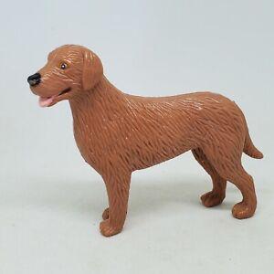 Playskool Loving Family Golden Retriever Labrador Brown Dog Dollhouse Pet Puppy