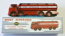 1:43 ATLAS EDITIONS REPLICA DINKY TOYS 943 - CAMION LEYLAND OCTOPUS TANKER ESSO