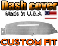 fits 1997 1998  CHEVROLET SILVERADO DASH COVER MAT DASHBOARD PAD / LIGHT GREY