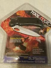 Tool Logic SL3 knife with fire starter