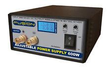 Fusión 600W Ajustable 40A fuente de alimentación #PS600ADJ