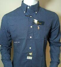 Full / Long Sleeve Full Cotton Ralph Lauren Shirt ! Slim Fit!!