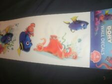 Disney Finding Dory Wall Sticker Decal Nursery Kids Room Wall Decor Made in USA