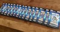 YuGiOh! x15 Toon Chaos Blister Packs Sealed 1st Edition Booster NEW TOCH English
