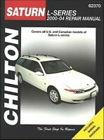 Saturn L-Series Repair Manual 2000-2004