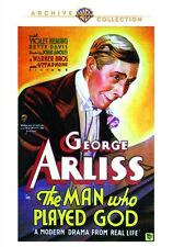 MAN WHO PLAYED GOD - (1932 George Arliss) Region Free DVD - Sealed