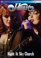 Heart: Night At Sky Church [DVD][Region 2]