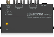 Behringer pre Microphono Pp400