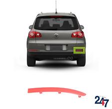 NEU Volkswagen Tiguan 2008-2016 hintere Stoßstange roter Reflektor Licht
