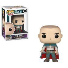 Saga The Will 9.5cm pop vinyle figurine Funko BD 10 UK Vendeur