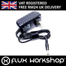 9V AC/DC Adaptor US Plug 240V 5.5mm 2.1mm Centre Arduino Flux Workshop