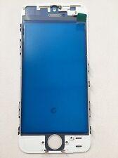 iPhone 5 Glas Scheibe Displayglas inkl. Rahmen / cold press frame weiß white